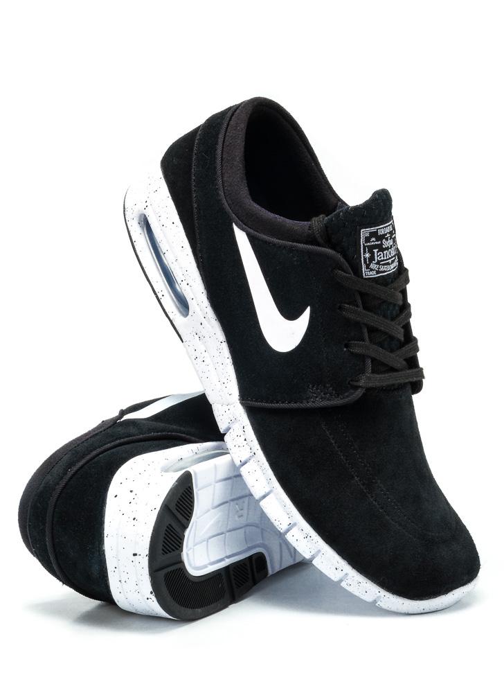 898a164c Buty Nike SB Stefan Janoski MAX L Black / White : Sklep AveBmx ...