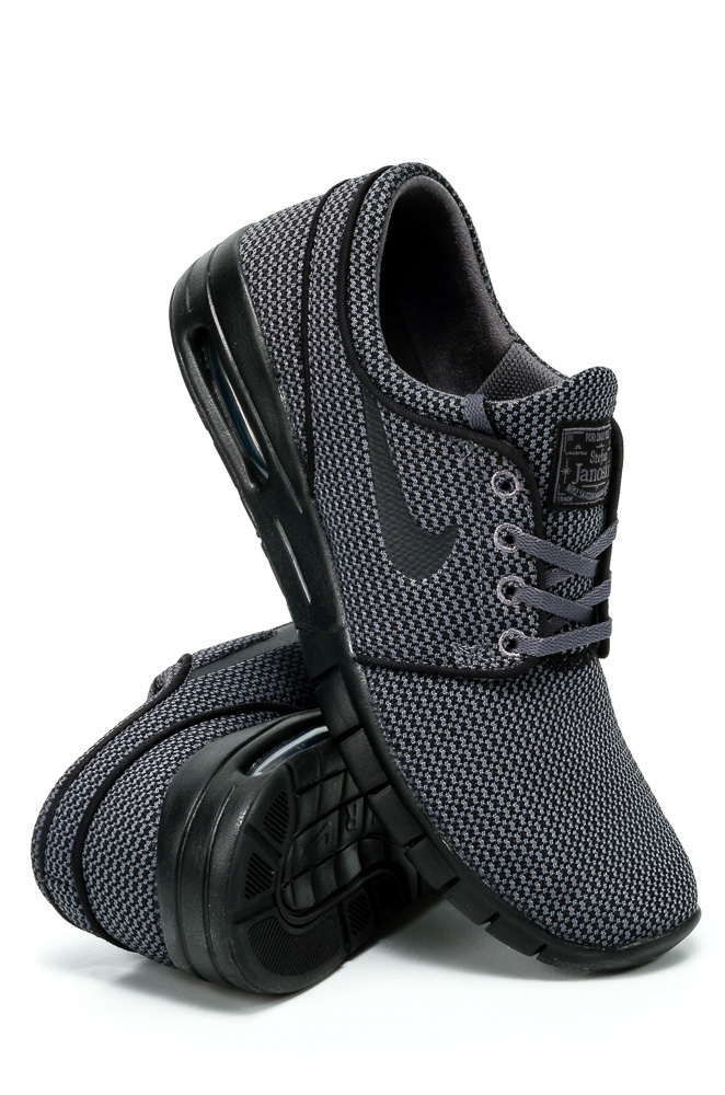 9325ab63 Buty Nike SB Stefan Janoski MAX Dark Grey / Black : Sklep AveBmx ...