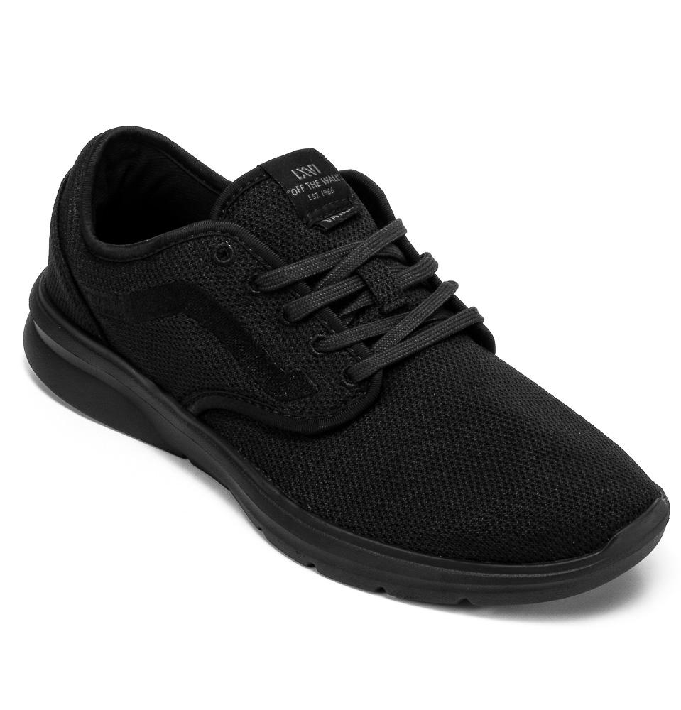 gdzie kupić przyjazd gorąca wyprzedaż Buty Vans ISO 2 (Mesh) Black / Black