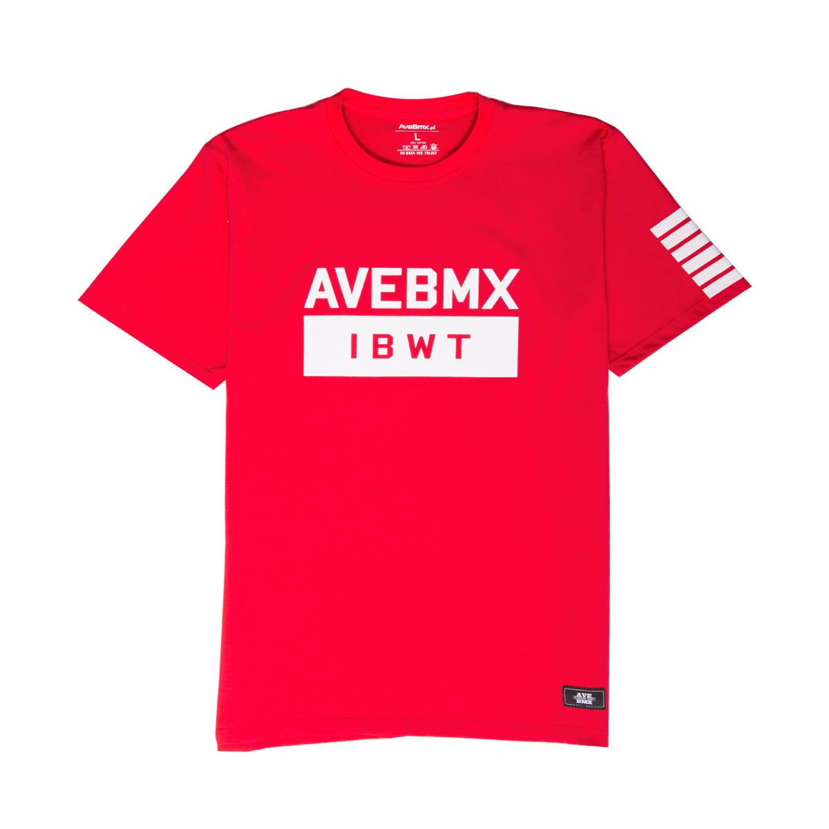 Koszulka Ave Bmx Culture Red