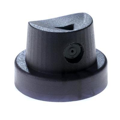 Końcówka Street Skinny Cap Black / Black
