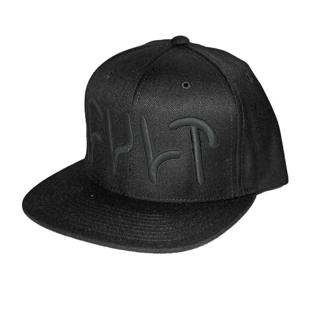 Czapka Cult x Starter Logo Snapback Black / Black