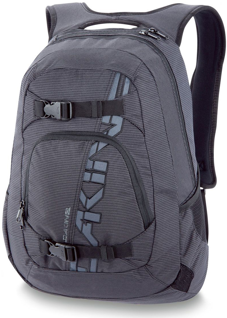 Plecak DAKINE Explorer 26L Black Stripes