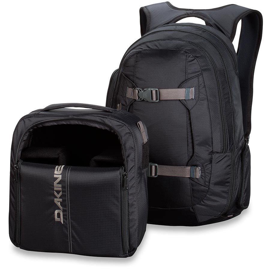 Plecak DAKINE Mission Photo 25L Black