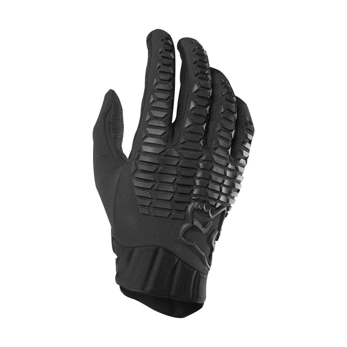 Rękawiczki Fox Defend Black / Black