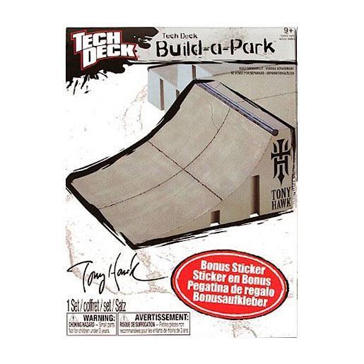 Tech Deck Build-a-Park Quartet Pipe