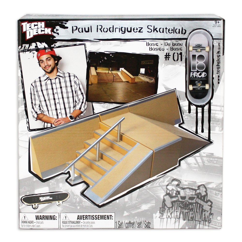 Tech Deck Paul Rodriguez Skatelab # 01