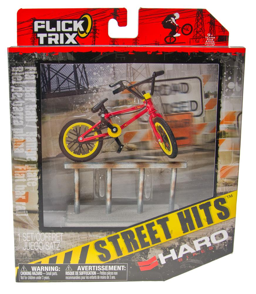Zestaw Flick Trix Street Hits Haro