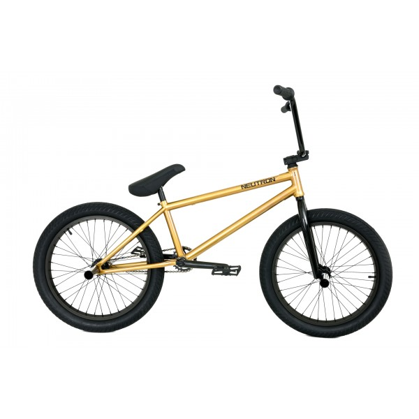 Rower BMX Flybikes Neutron '17 Gloss Metallic Gold : Sklep