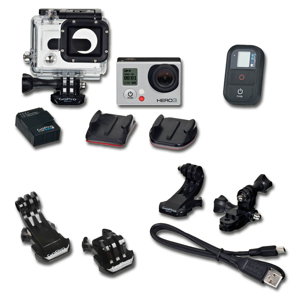 kamera gopro hd hero 3 black edition sklep avebmx. Black Bedroom Furniture Sets. Home Design Ideas
