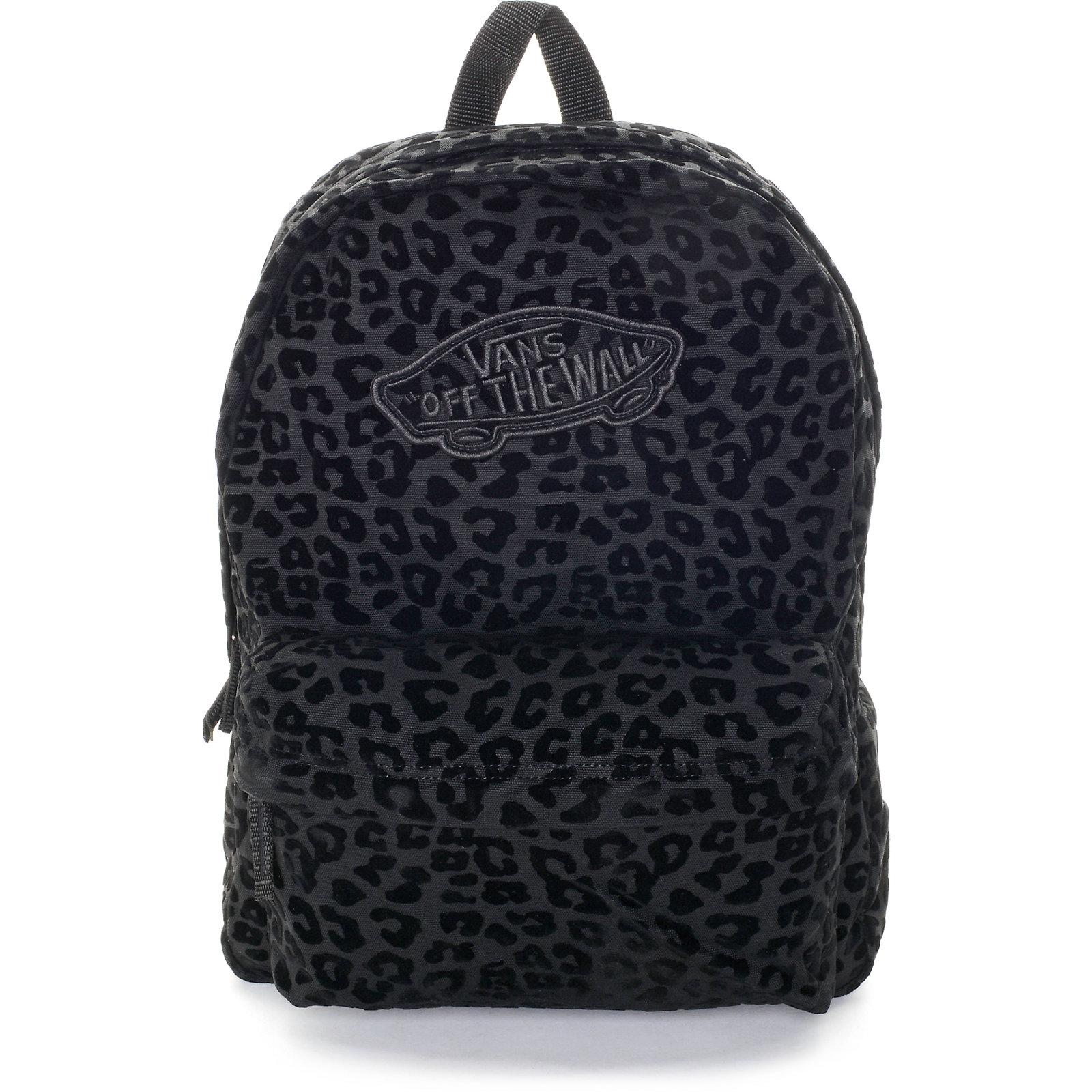 3ac2eec730892 Plecak Vans Realm Leopard Flock Black : Sklep AveBmx - rowery ...