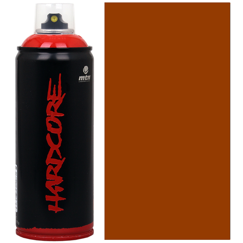 Farba Montana Hardcore 2 400ml RV-261 Pangea Brown