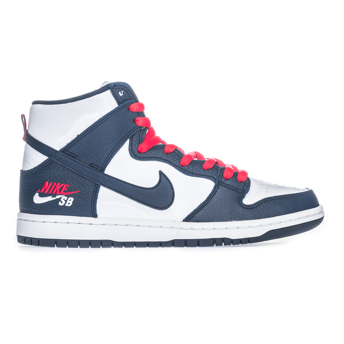Buty Nike SB Zoom Dunk High Pro Obsidian / White