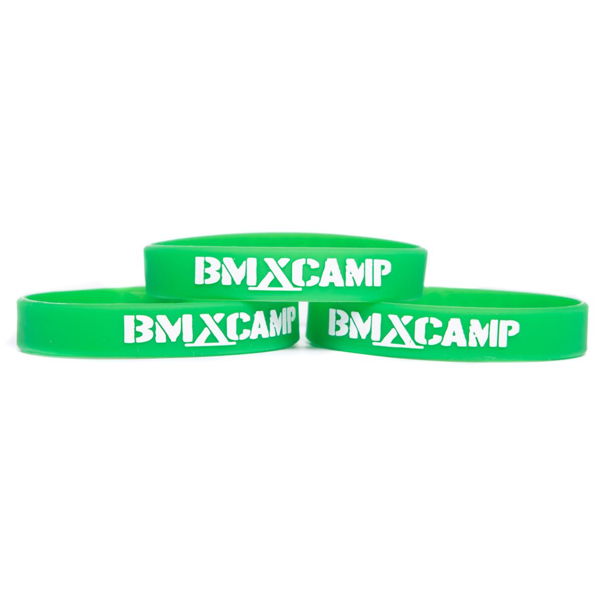 Opaska BMX CAMP Green