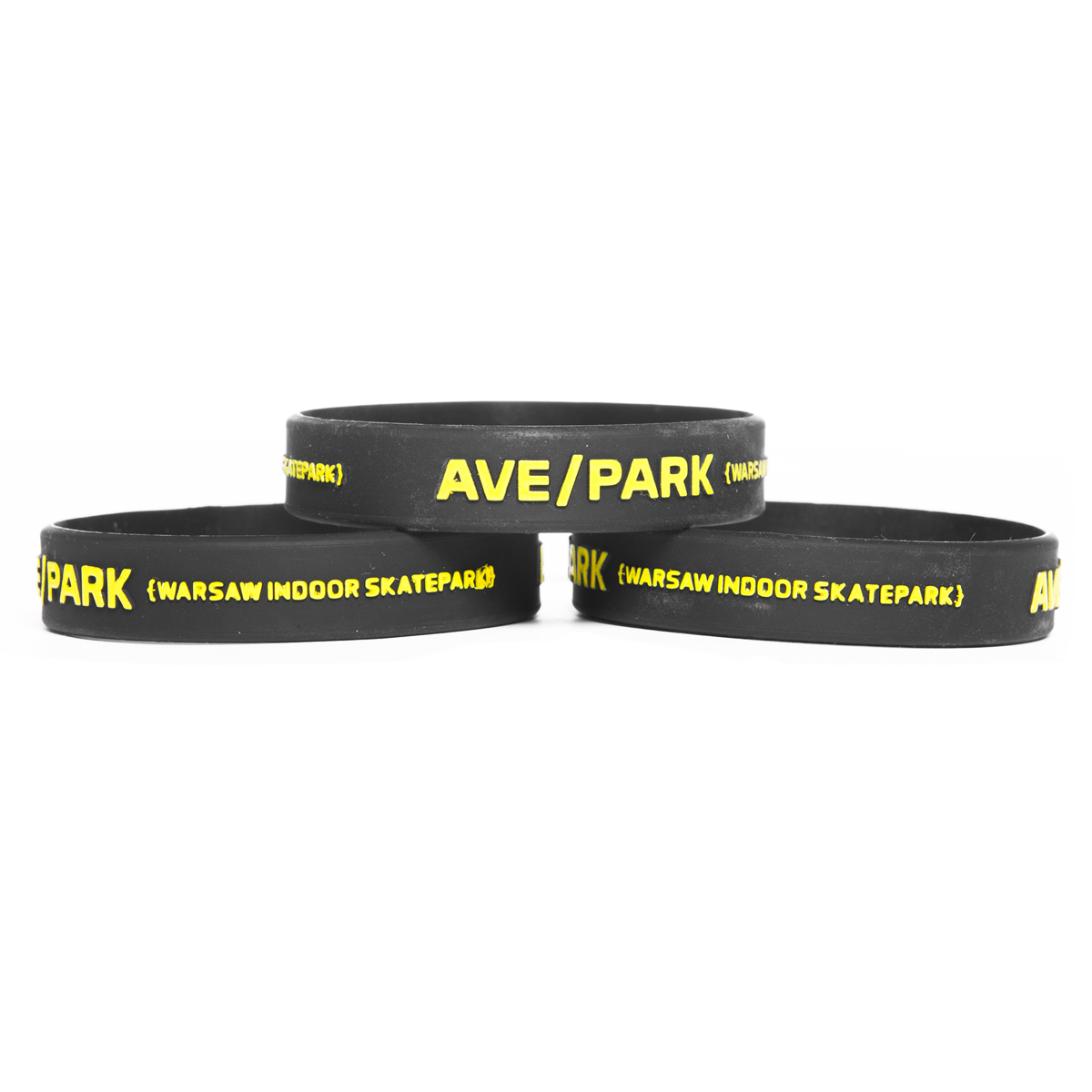Opaska Ave/PARK Black