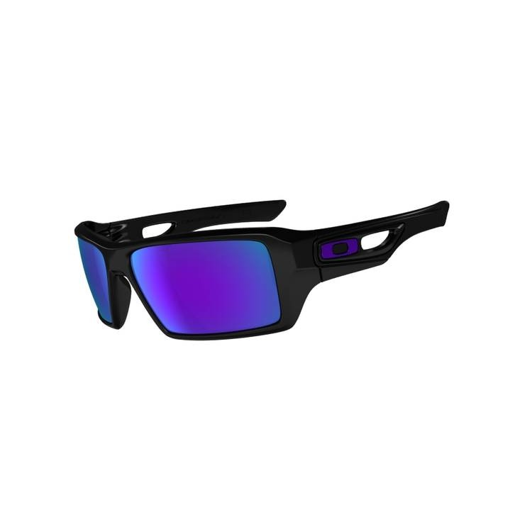Okulary Oakley Eyepatch 2 Polished Black / Violet Iridium