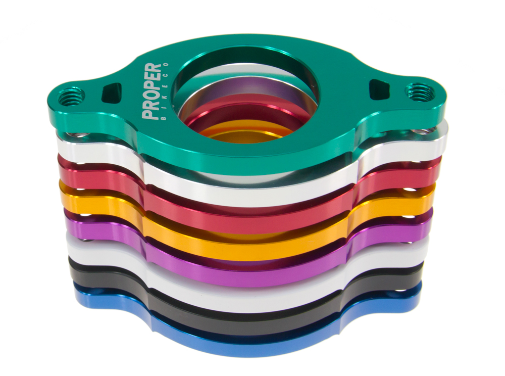 Proper Gyro Plate