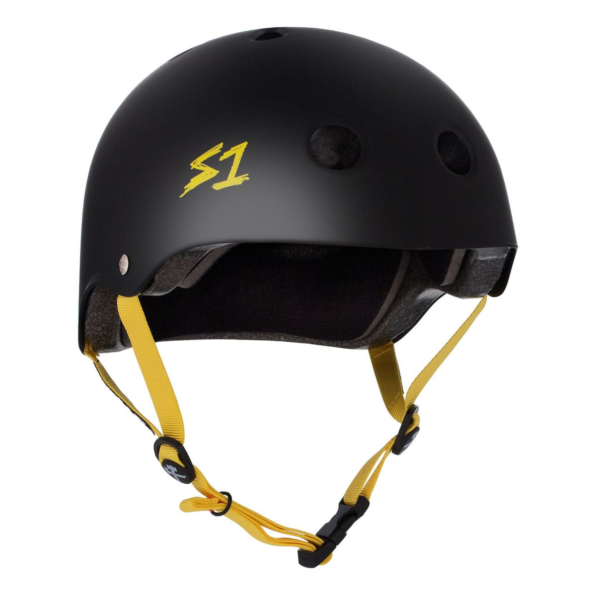Kask S1 Lifer Black Matte / Yellow