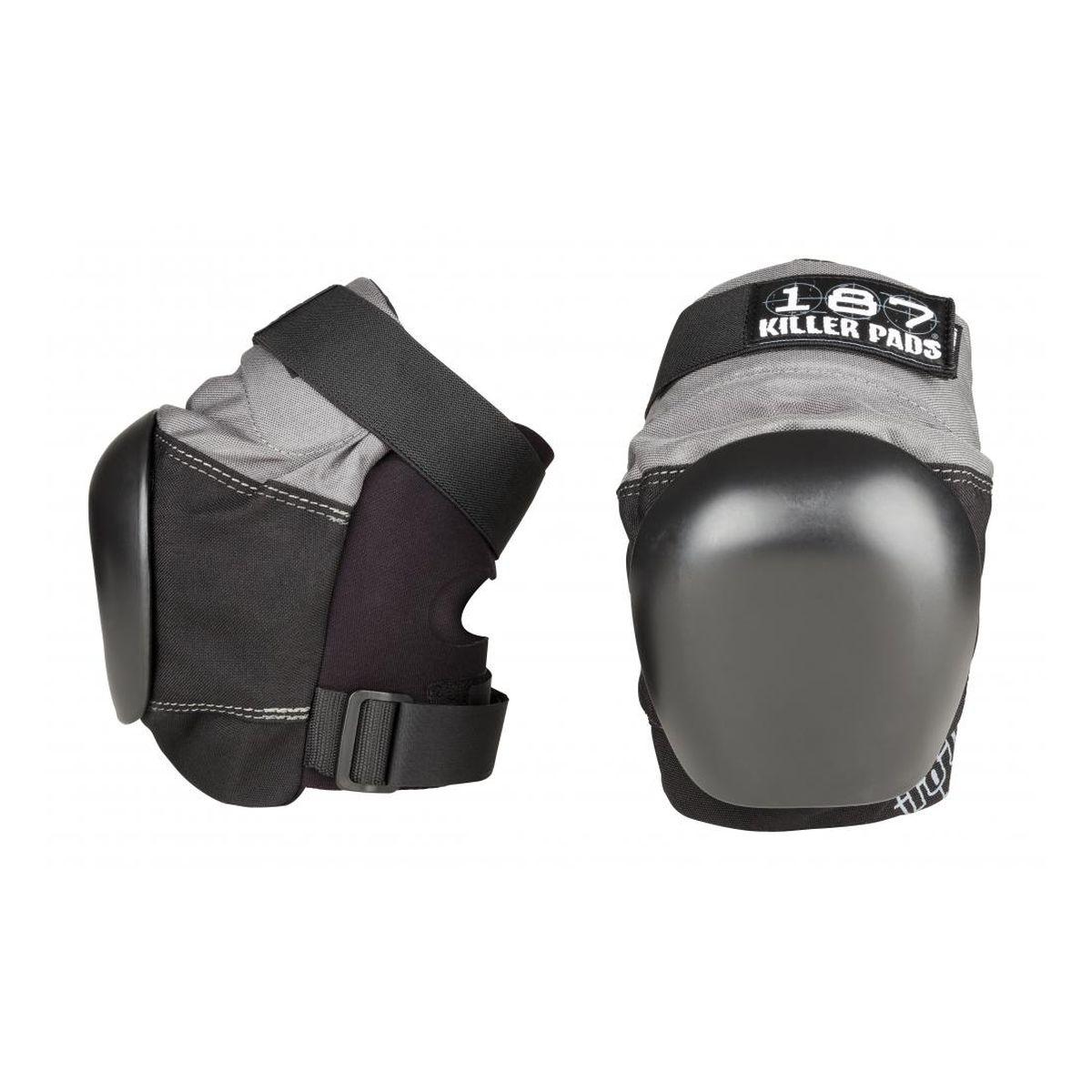 Ochraniacze kolan 187 Killer Pads Derby Grey / Black