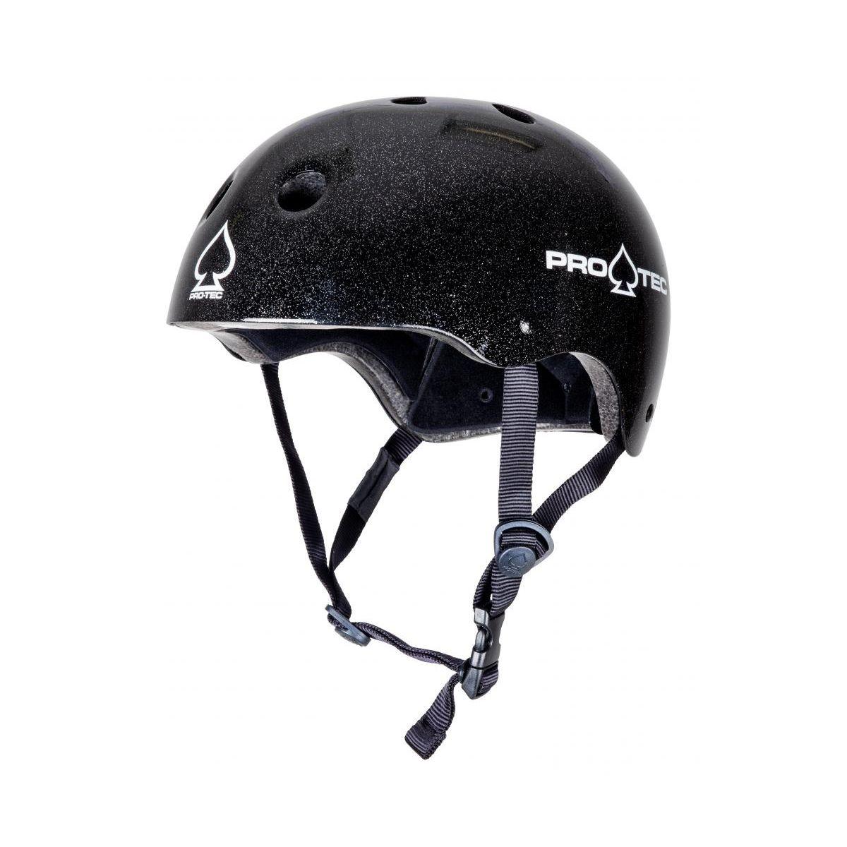 Kask Pro-Tec Classic Metallic Black