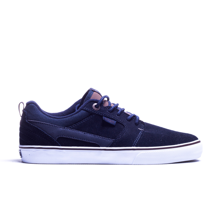 Buty Etnies Rap Ct Navy / Brown / White (Nathan Williams)