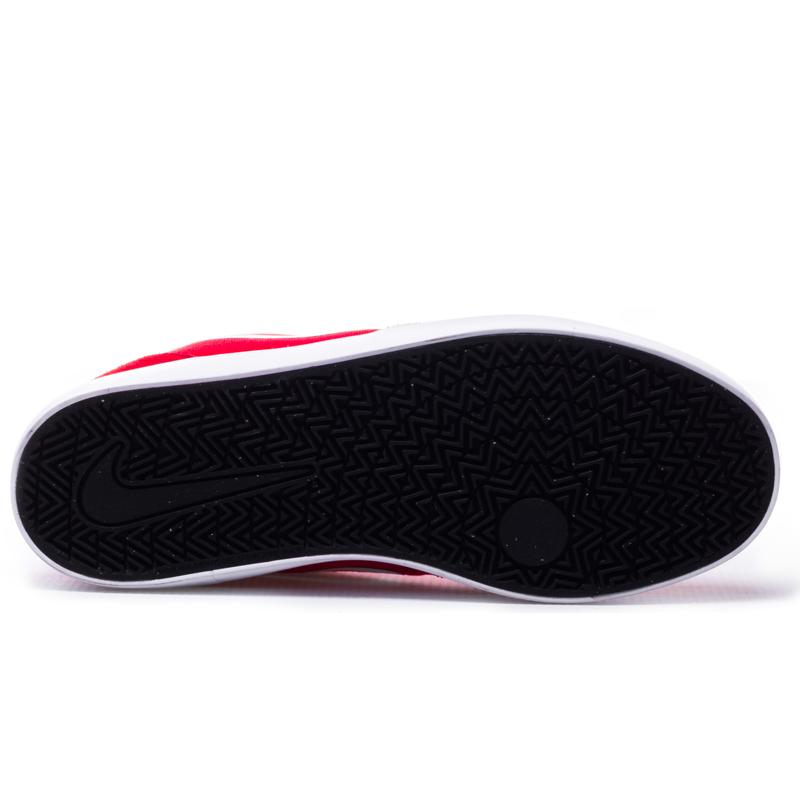 d8ffd2bf5b Buty Nike SB Check (GS) University Red   Black   White   Sklep ...
