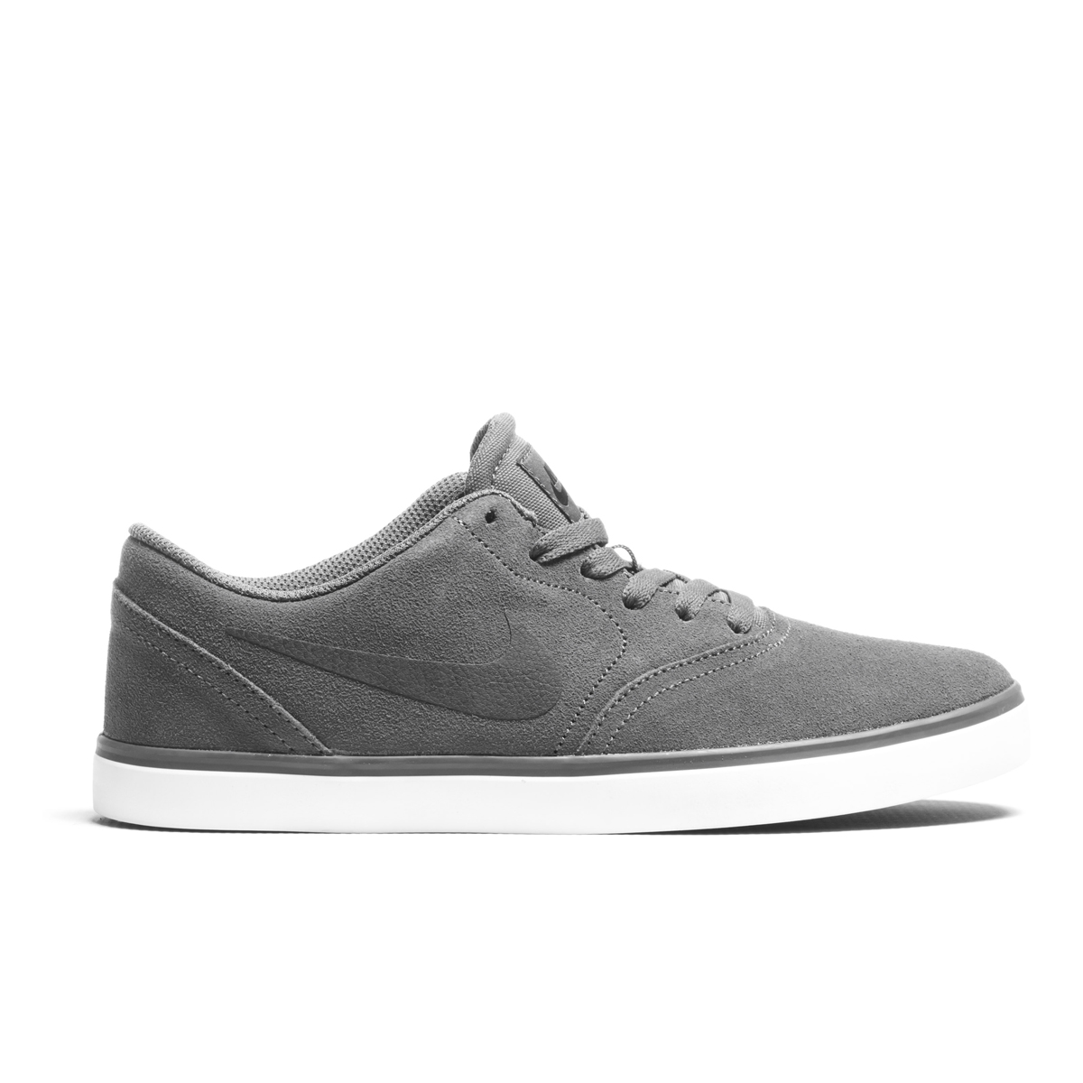 Buty Nike SB Check Dark Grey / Black - White