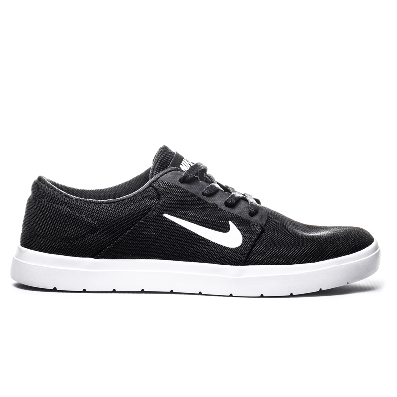 Buty Nike SB Portmore Ultralight Black / White-Black
