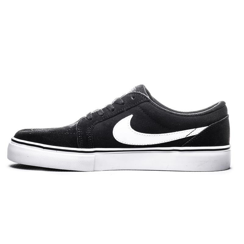 Buty Nike SB Satire II (GS) Black   White   Sklep AveBmx - rowery ... dc81a7dd93199