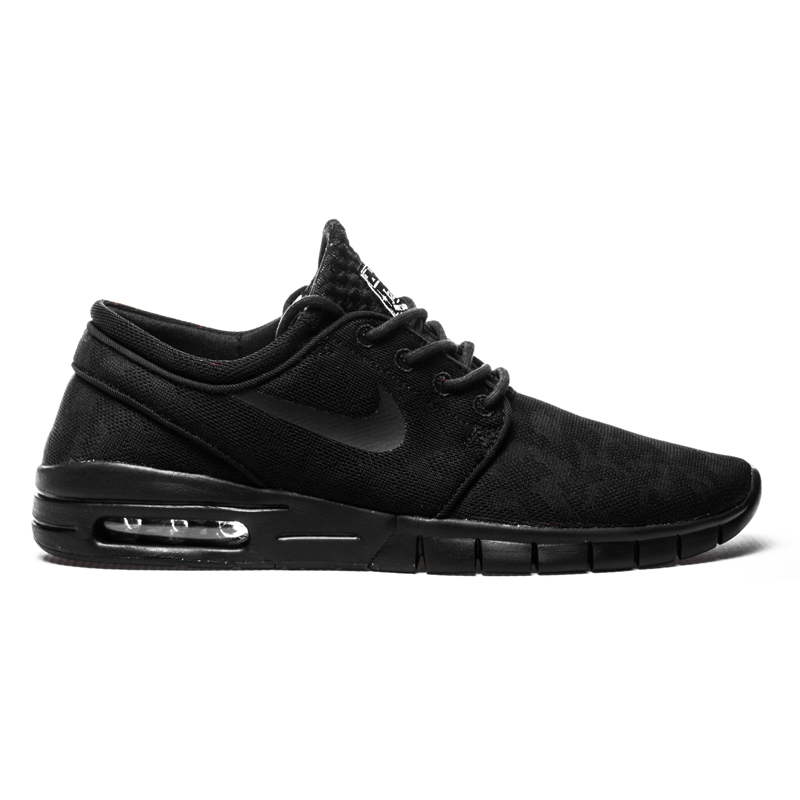 Buty Nike SB Stefan Janoski MAX Premium Black / Photo Blue / White / Black