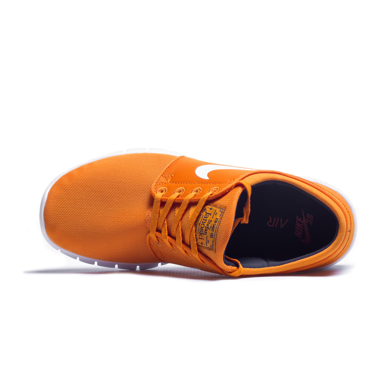 best sneakers 42c49 867a7 Buty Nike SB Stefan Janoski MAX Sunset  White - Obsidian