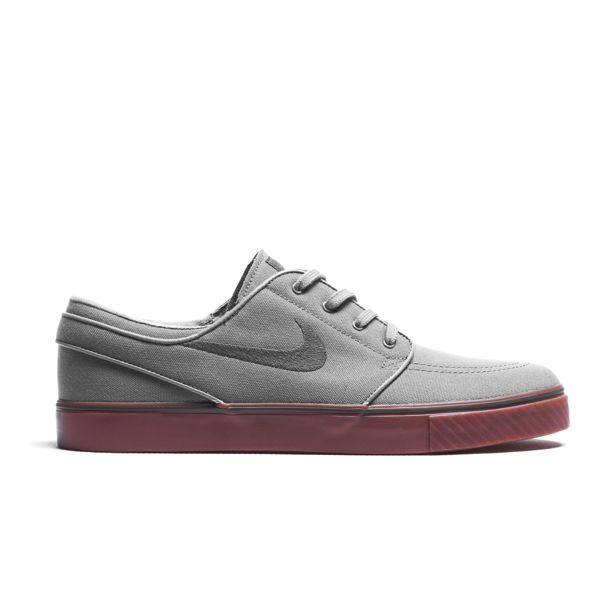 Buty Nike SB Zoom Stefan Janoski Canvas Cool Grey / Anthracite - Gum
