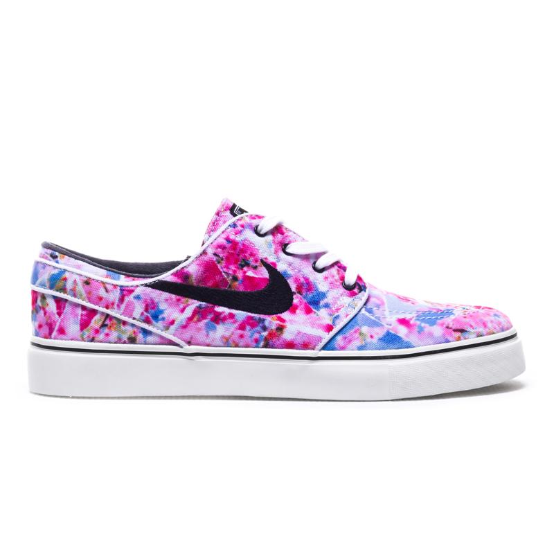 reputable site b8610 563f2 Buty Nike SB Zoom Stefan Janoski Canvas Premium Dynamic Pink  Black - White  - Gum