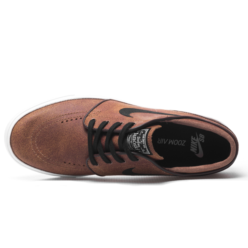 a60ad148821 Buty Nike SB Zoom Stefan Janoski Elite Ale Brown   White   Dark Field Brown
