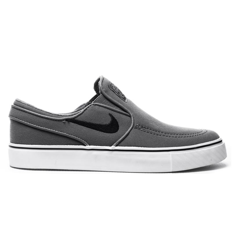 e6f03245cfe6 Buty Nike SB Zoom Stefan Janoski Slip Canvas Cool Grey   White   Black