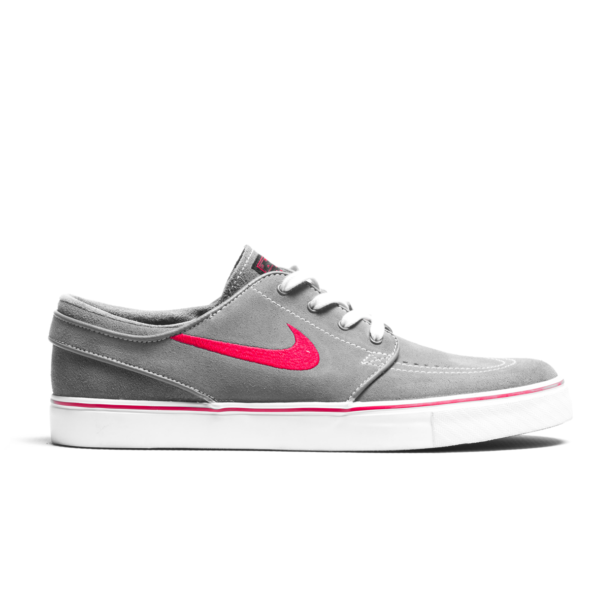 Buty Nike Zoom Stefan Janoski Cool Grey / Black / University Red / Cool Grey