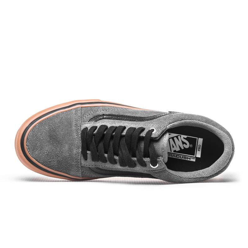 61b6723a63fdc5 Buty Vans Old Skool PRO Grey   Black   Gum   Sklep AveBmx - rowery ...