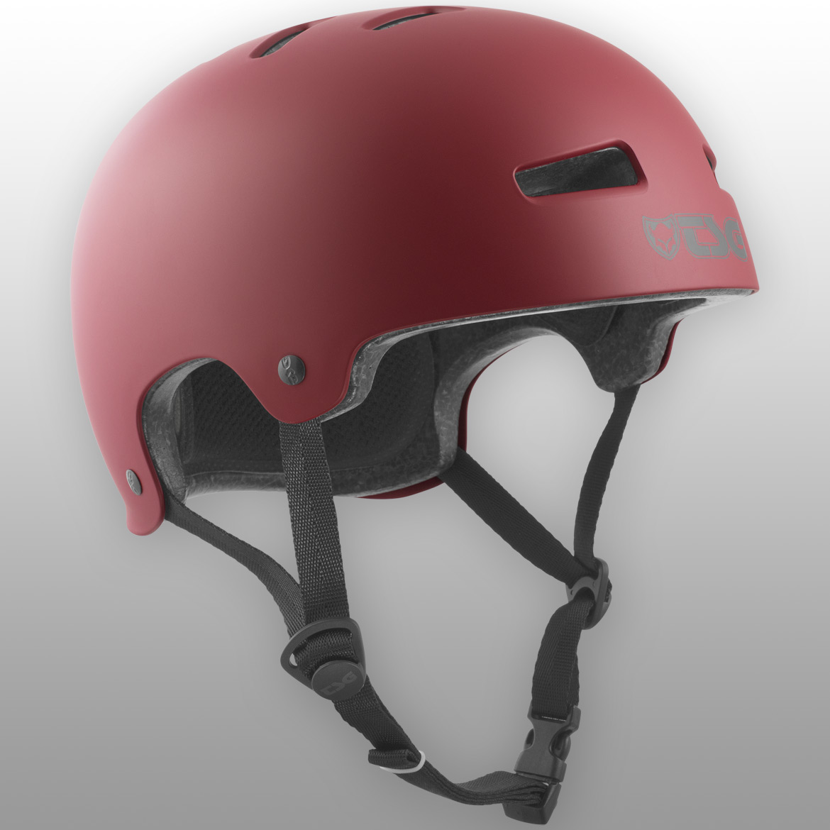 Kask TSG Evolution Solid Color Satin Oxblood