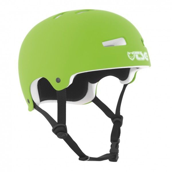 Kask TSG Kraken Solid Color Flat Lime Green