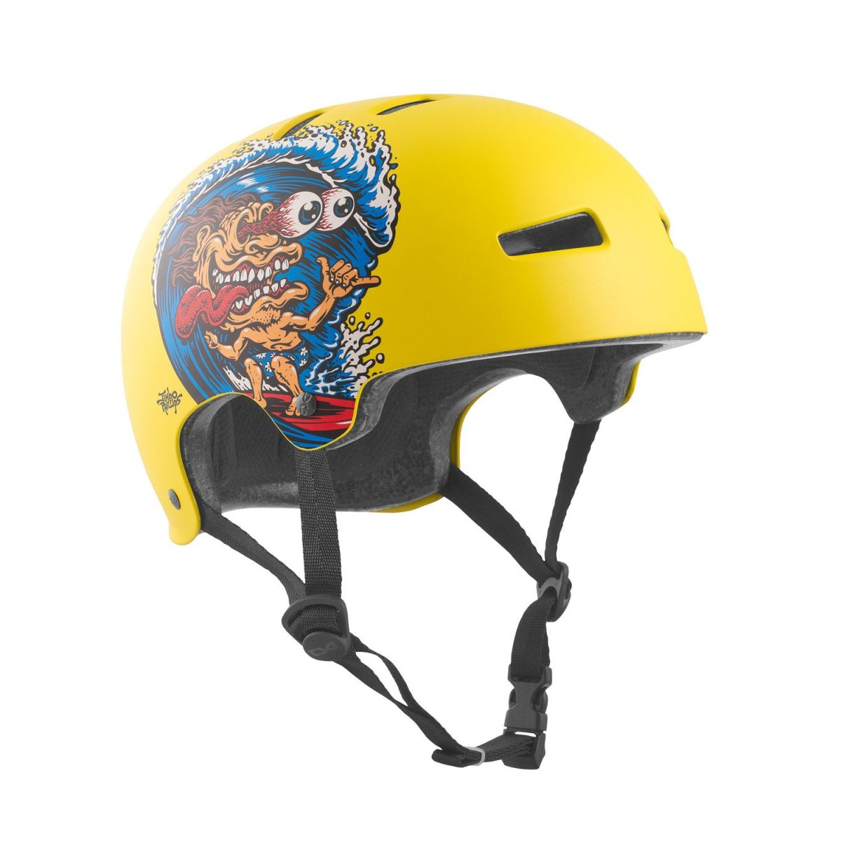 Kask TSG Evolution Art Design Jimbo Philips Surf's Up