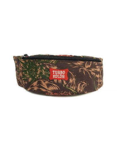 Saszetka Turbokolor Hip Bag Poison Camo
