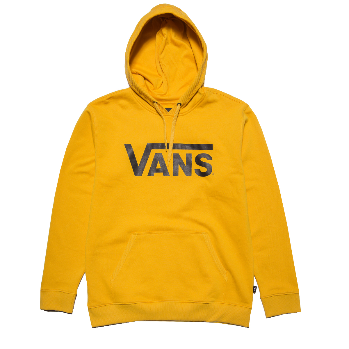 Bluza Vans Classic Mineral Yellow Black Pullover Hoodie