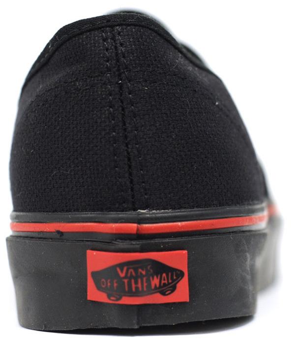 Buty Vans Authentic Hemp Black Black