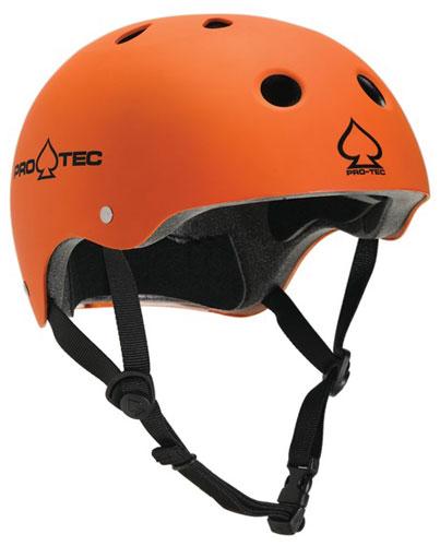 Kask Pro-Tec Classic Matte Orange