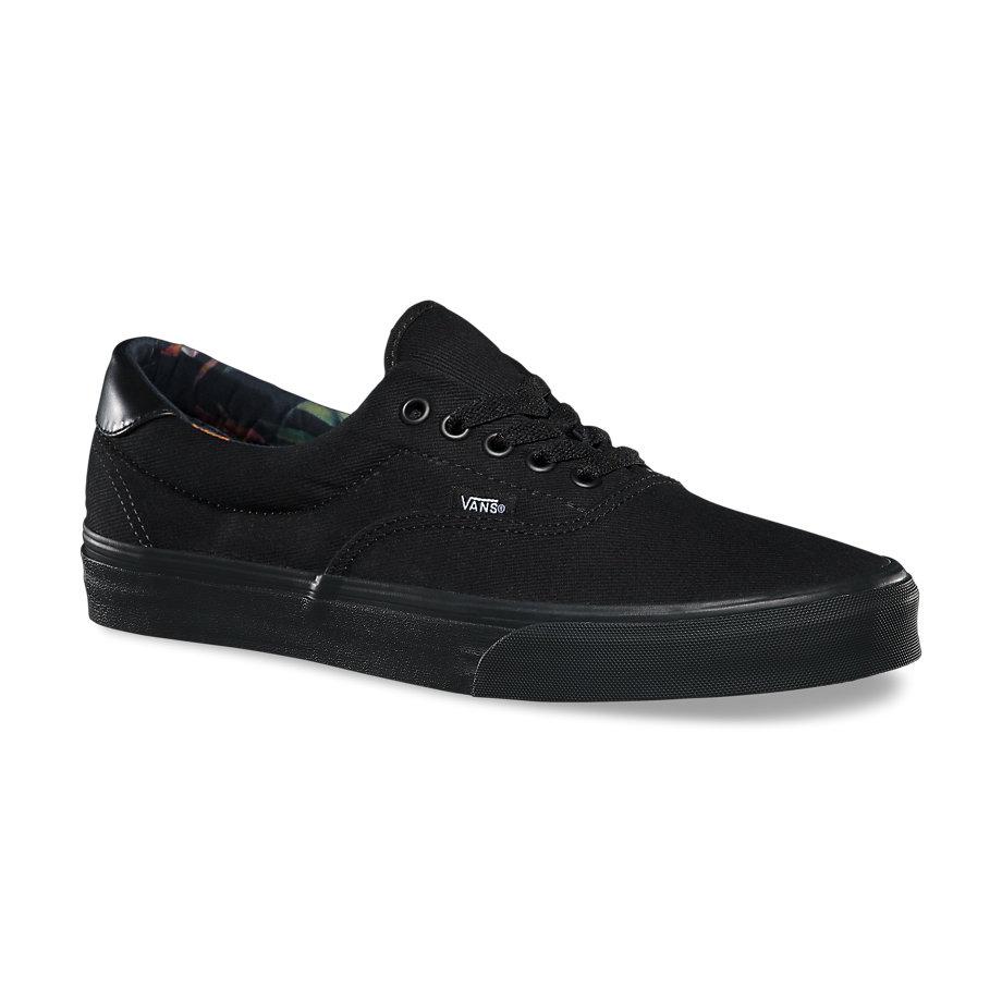 Buty Vans Era 59 (Black Bloom) Black   Black   Sklep AveBmx - rowery ... 3980459e65