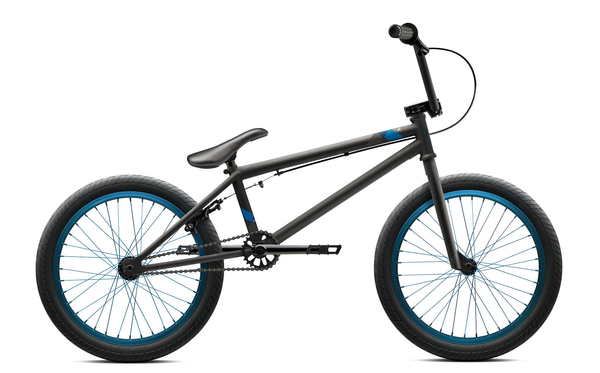 Rower Verde Vex 2012 Black / Blue : Sklep AveBmx - rowery, części i ...