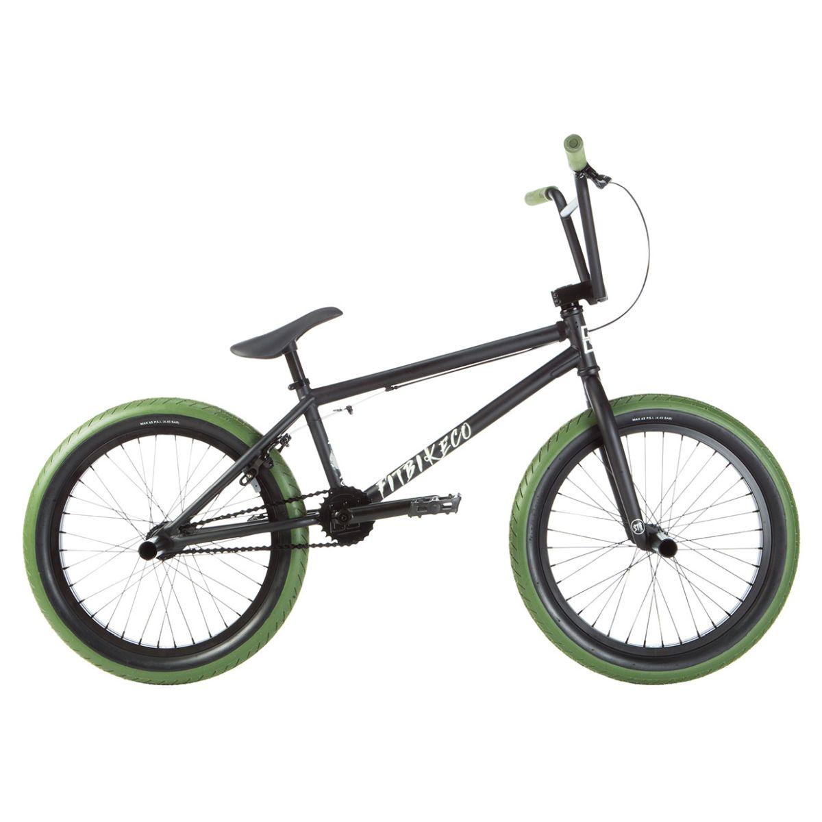 Rower BMX Fit STR Flat Black