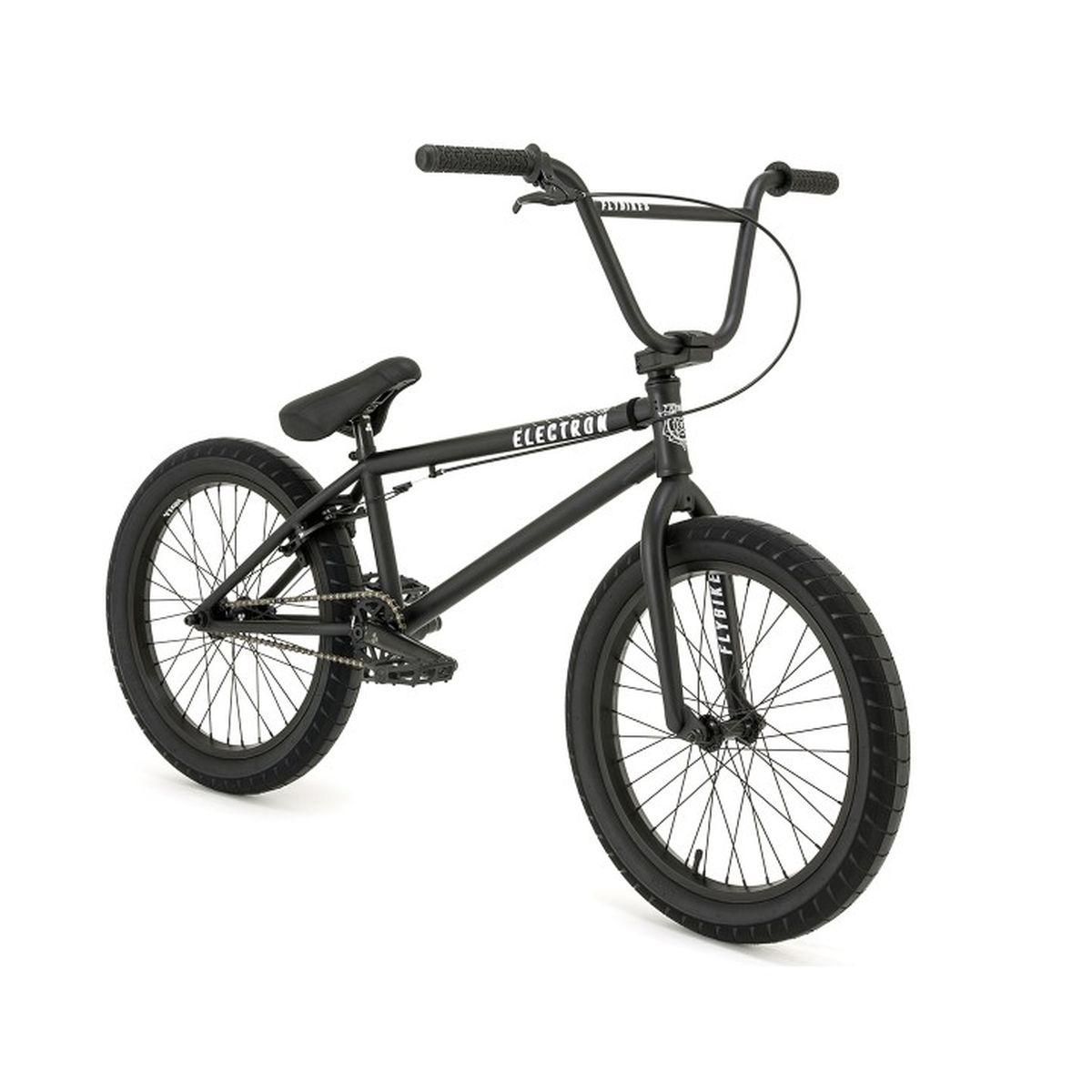 Rower BMX Flybikes Electron 9 Flat Black