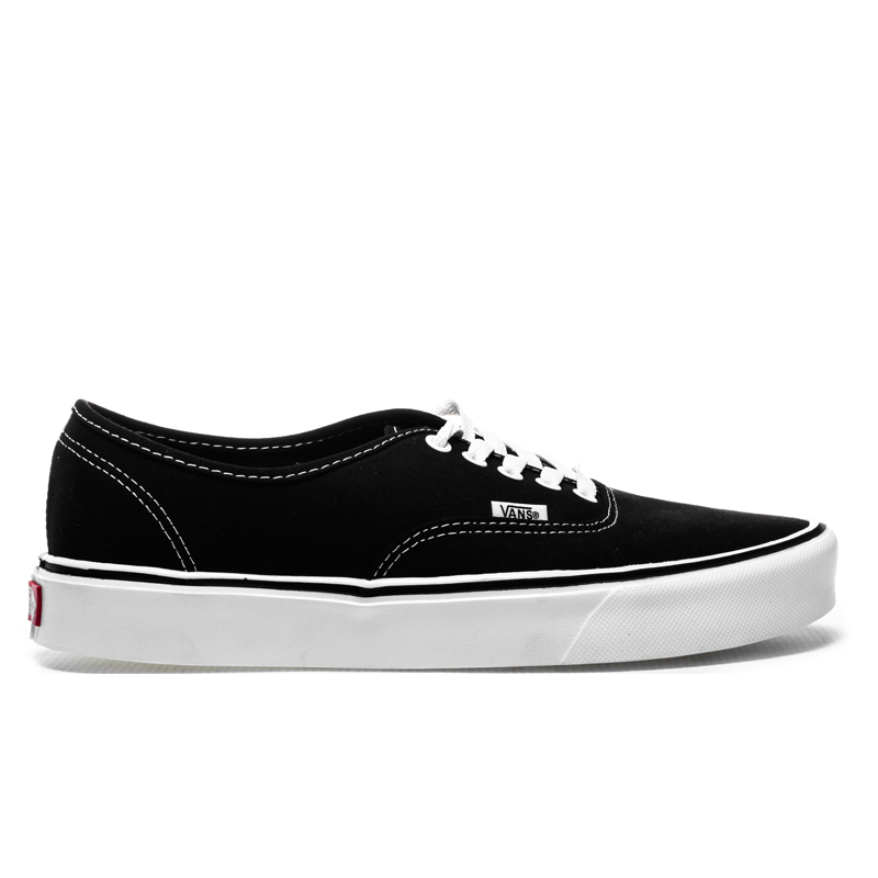 Buty Vans Authentic Lite + (Canvas) Black/White