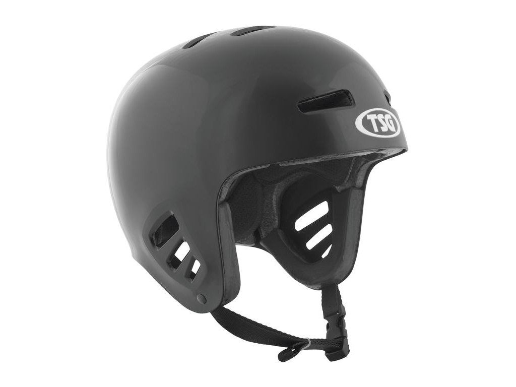 Kask TSG Dawn Flex Solid Colors Black